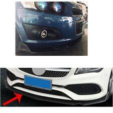 CARBON paint Frontspoiler front splitter für Peugeot Boxer flaps diffusor lippe