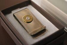 357 Mag Brass Bullet Money Clip