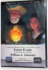 William Schneider: Inner Flame - (PASTEL) - Art Instruction DVD