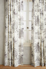 "Anthropologie willowherb Curtains - 50"" x 63"" Set of 2 Panels"
