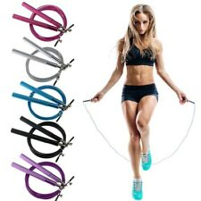Corda per Saltare Professionale Regolabile CrossFit fitness Boxe
