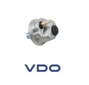 For Mercedes Benz R107 W124 W126 R129 S420 Engine Oil Pressure Switch VDO