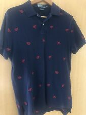 Para hombres Camisa Ralph Lauren Polo Mediano customfit