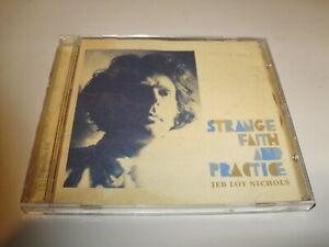 Jeb Loy Nichols - Strange Faith and Practice (CD 2009)