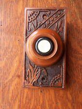 """New Craftsman """"Cattail"""" Doorbell Button"""