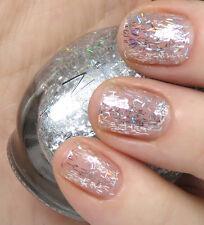 NEW! Nicole By OPI nail polish lacquer STARS AT NIGHT ~ BAR GLITTER HOLO