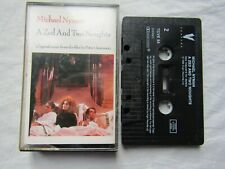 CASSETTE MICHAEL NYMAN A ZED AND TWO NOUGHTS tcve 54