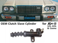 OEM Clutch Slave Cylinder (Early Mazda and Rx5 / Rx-5 / 121 / 121L / Cosmo)