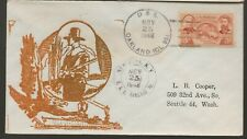 1948 Cover USS Oakland CL 95