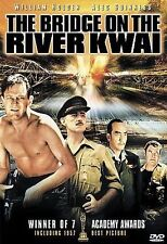 Bridge on the River Kwai: DVD William Holden Alec Guinness Brand New Sealed