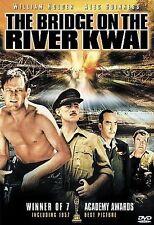 The Bridge on the River Kwai Alec Guinness, William Holden, Jack Hawkins, Sessu