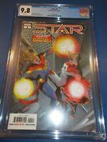 Star #4 Captain Marvel CGC 9.8 NM/M Gorgeous Gem Wow