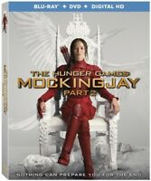 The Hunger Games: Mockingjay, Part 2 [New Blu-ray] With DVD, Widescreen, Ac-3/