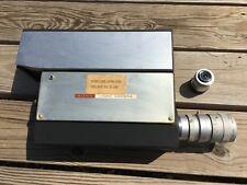 Vintage Sony CVC-2100A Video Camera VTR RF + Two TV Zoom 20-80mm & 25mm Lenses