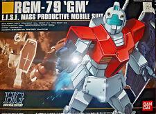 RGM-79 'GM' E.F.S.F. Mass Productive Mobile - Bandai Kit 1:144 25298 Gundam UC