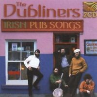 The Dubliners - Irish Pub Songs [CD]
