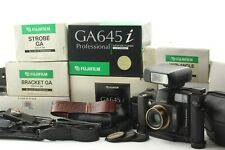 RARE [UNUSED ALL BOX Count 001] Fujifilm GA645 i  [Limited Edition] Many Bonus