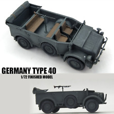 DRAGON Germany Type 40 1/72 Truck model finished non diecast