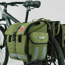 Unbranded Canvas Bicycle Bags and Panniers