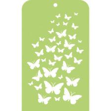 Butterflies Scrapbooking Templates & Stencils
