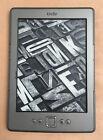 Amazon Kindle Model D01100 4th Generation eReader - Wi-Fi Black