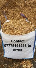 More details for bulk bag of woodchip/bark