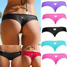 SeXy Love Herz Cut Out Brazilian Bikini String Thong Hotpants Badehose Slip SeXy