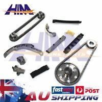 For Nissan Navara Timing Chain Kit D22 D40 2.5L 4CYL YD25DDTI Turbo Diesel 2006-