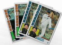 2019 Topps Series 2 Baseball 1984 Silver Pack U Pick From List #1-50 Rookies+