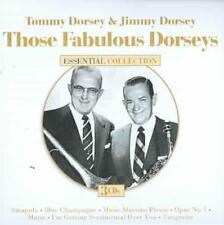 TOMMY DORSEY (TROMBONE) - THOSE FABULOUS DORSEYS NEW CD