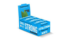 Peppersmith 100% Xylitol Extra Strong Dental Mints, (Pack of 12 = 300 Mints)