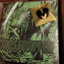 Mezco One/12 collective Mossquatch Exclusive! Rumble society Ready to ship