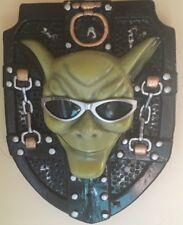 RARE Gemmy Halloween Animated Werewolf Plaque with Sunglasses