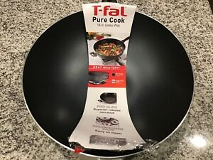 "T-fal Pure Cook Nonstick 14"" Jumbo Wok"
