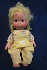 Vintage 1982 Kenner Baby Lemon Meringue Baby Blow Kiss Strawberry Shortcake Doll