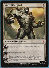 Karn Liberated New Phyrexia SPLD Mythic Rare MAGIC MTG CARD (ID# 58350) ABUGames