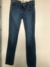 WOMAN AMBERCROMBIE & FITCH  BLUE JEANS SIZE 6/ W 28
