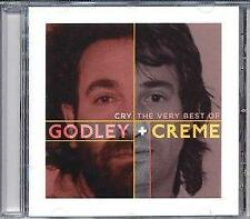 Godley And Creme - Cry: The Very Best Of (NEW CD)