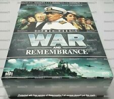 War and Remembrance -The Complete Epic Mini Series (DVD, 2008, 13-Disc Set)