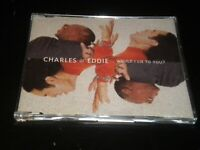 Charles & Eddie - Would I Lie To You? - 4 Track CD Single - 1992 Capitol Records