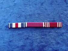 Ordensspange WWII mit 3 Ribbons Silver Star, Legion of Merit, Army Good Conduct