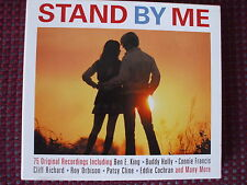 VA - Stand By Me.3 CD Box Set.Eddie Cochran,Ben E.King,Del Shannon,Elvis,Marcels
