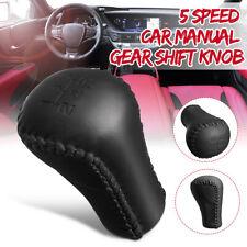 5 Speed Car Manual Gear Shift Knob Hand Ball For Toyota Lexus Scion Black New AU