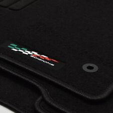 Velours Edition Fußmatten Autoteppiche für Fiat Bravo II 198 ab Bj.11/2006 -