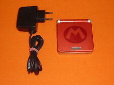 Nintendo Game Boy Advance SP Konsole Mario vs. Donkey Kong Edition + Kabel