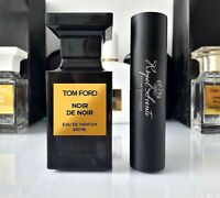 TOM FORD NOIR DE NOIR 10ml EDP Sample Twist&Spray Travel Bottle