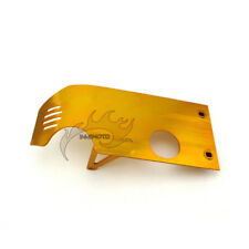 Engine Skid Plate For 50 90 110 125 140cc Dirt Pit Bike CRF50 Lifan YX Coolster