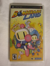 Bomberman Land (PlayStation Portable, PSP) Brand New, Sealed~