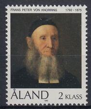 Aland 1992 ** Mi.56 Jansson Gemälde Paintings Frans Peter von Knorring [st2193]
