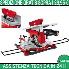 EINHELL TC-MS 2112 T 4300317 Troncatrice per legno 1200W con pianetto lama 210mm